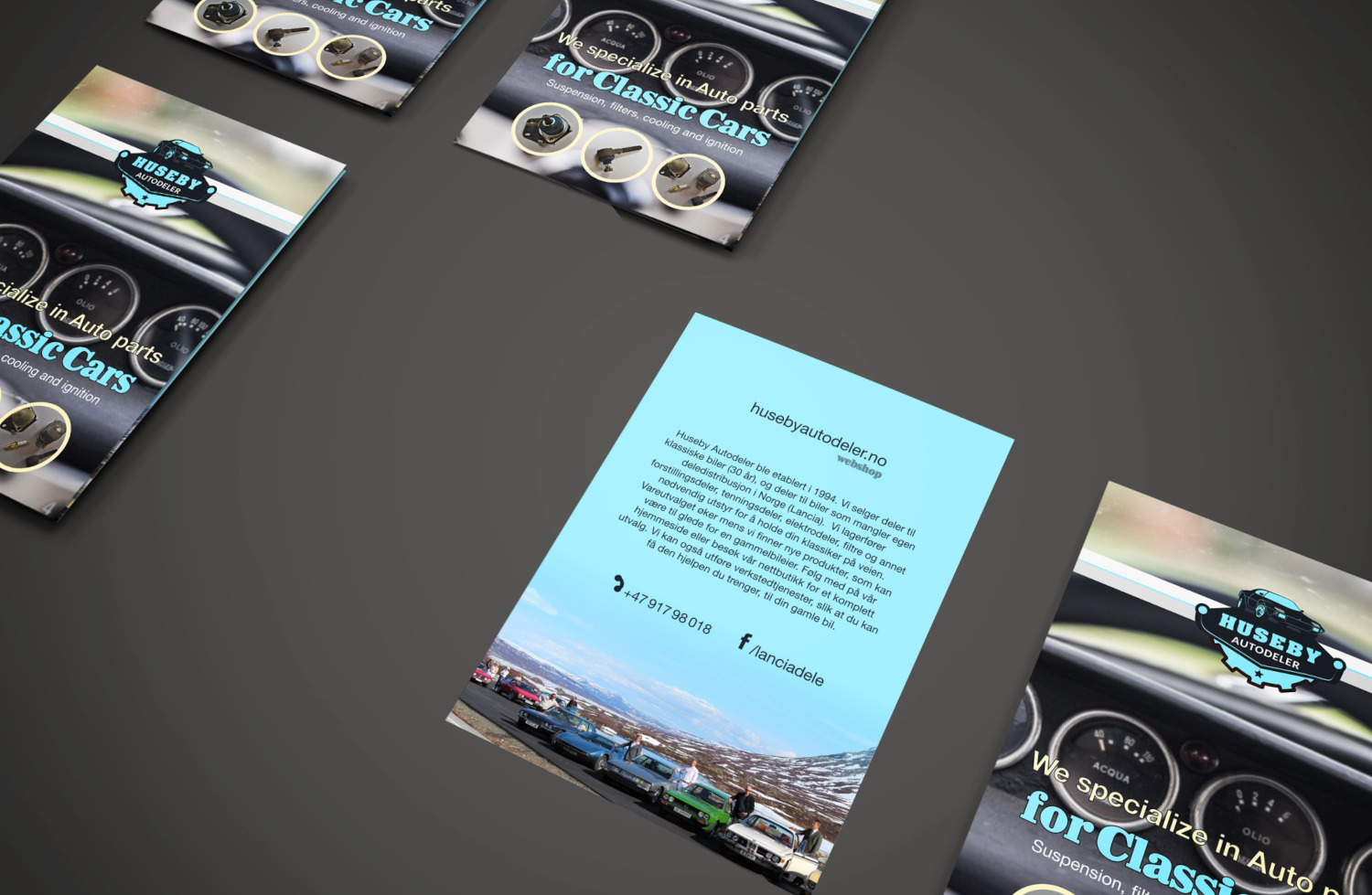 Marketing ads and flyer   HA